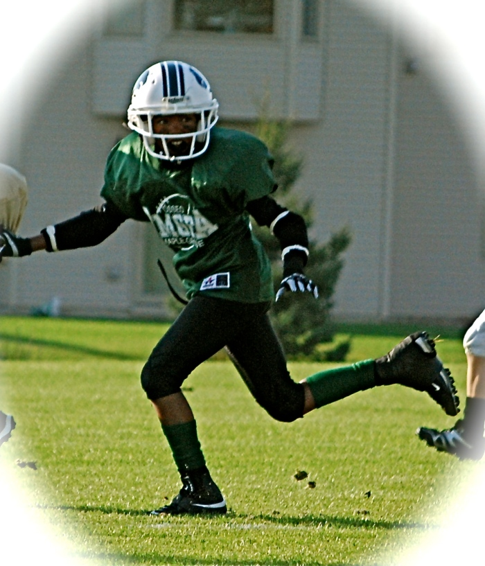 Youth Sports: Your kid's not going pro, so relax and let them havefun.