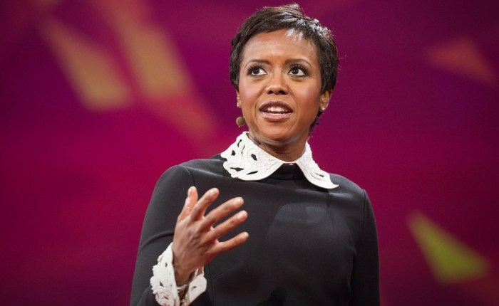 TED Talk: Thoughtful discussions about race inAmerica